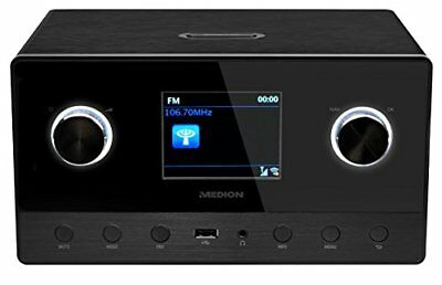 2645950 Medion Internetradio Wifi Internet Radio Mit 2.1 Soundsystem Tischradio
