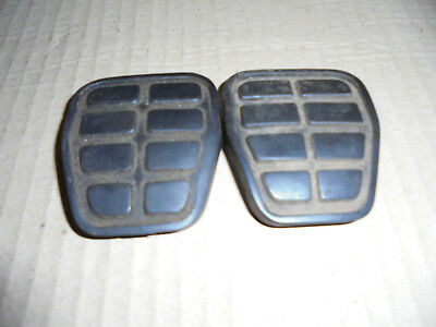 VW Golf 2 - 2x Original Pedalgummi 321721173