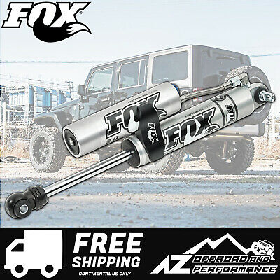 "Fox 2.0 Performance Series Rear Resi Shock w/CD For 07-18 Jeep JK 6.5- 8"" Lift"
