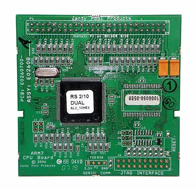 Jandy Aqualink R0466818 CPU Replacement RS2/10 Dual Equipment AL2_10.HEX