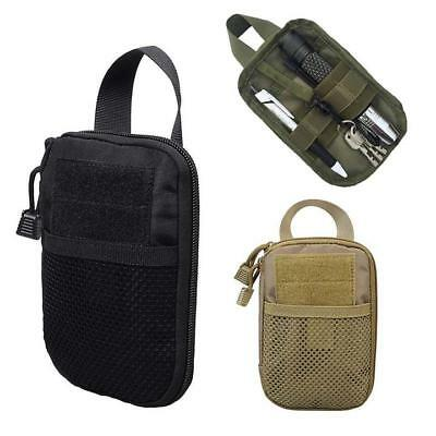 MultifunctionTactical Molle Medical First Aid EDC EMT Pouch Pocket Organizer Bag
