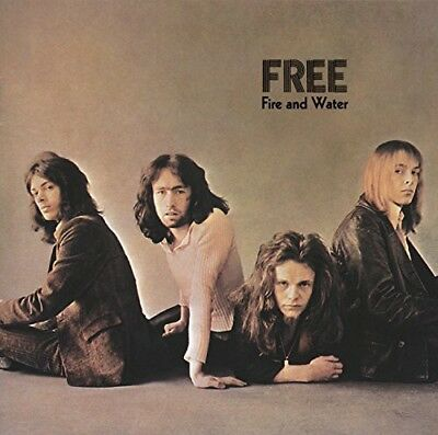Free - Fire & Water: Limited [New SACD] Shm CD, Japan - Import