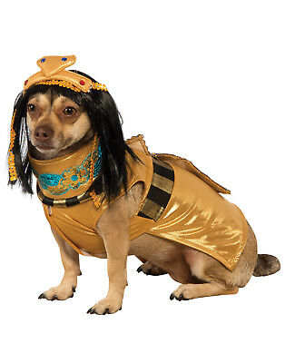 Cleopatra Pet Queen Of The Nile Dog Cat Egyptian Halloween Costume