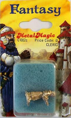 Hobby Products Metal Magic Fantasy 25mm Cleric Pack MINT