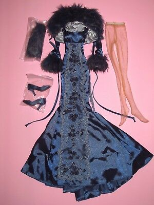 "Tonner Wilde - Past Life 18"" Evangeline Ghastly Fashion Doll OUTFIT"