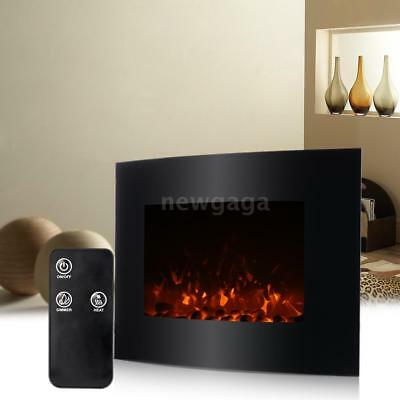 35 elektrokamin kaminofen 1800w elektrischer kamin mit 3d flammeneffekt c8b8 eur 79 90. Black Bedroom Furniture Sets. Home Design Ideas