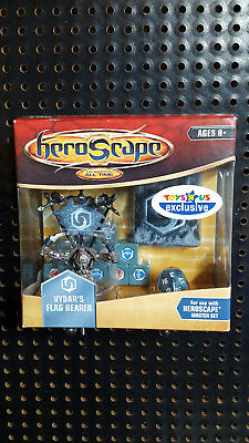 HeroScape - Crest of the Valkyrie - Vadar's Flag Bearer - Toys-R-Us Exclusive