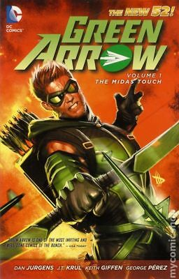 Green Arrow TPB (2012-2016 DC Comics The New 52) #1-1ST VF STOCK IMAGE
