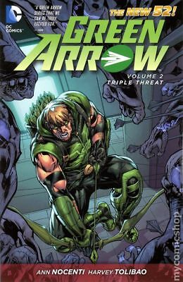 Green Arrow TPB (2012-2016 DC Comics The New 52) #2-REP NM STOCK IMAGE