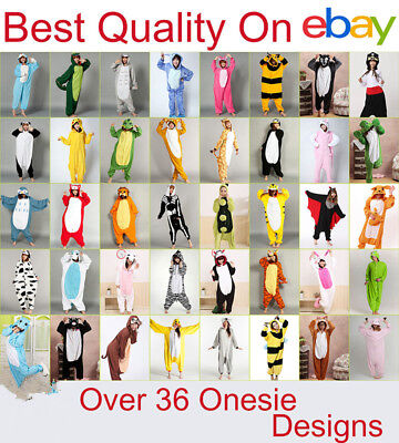 Unisex Adult Onesies Kigurumi Pajamas Anime Cosplay Costumi Sleepwear Halloweens