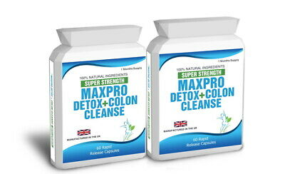 120 Max Cleanse Pro Colon Detox Plus Free Bioslim Weight Loss Dieting Tips