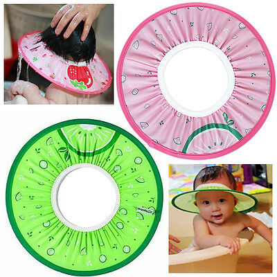Baby Kids Shampoo·Cap Children Adult Shampoo Bath Shower Cap Hat Wash Hair New