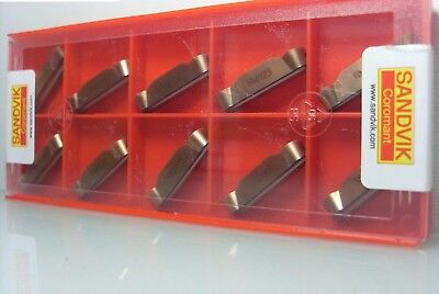 N123J2-0600-RM 1125 SANDVIK INDEXABLE INSERTS CARBIDE INSERTS 10 pcs