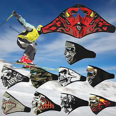 HH- Popular Outdoor Motorcycle Ski Snow Cycling Sports Protect Full Face Mask