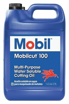 Mobil Cutting Oil, 1 gal. Can, 1 EA - 121095