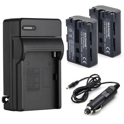NP-FM50 Battery + Charger For Sony NP-FM30 DSC-S30 S50 S70 S85 F707 F717 F828