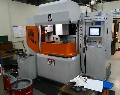 Charmilles RoboForm 31 EDM, New 1999