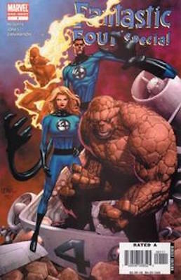Fantastic Four Special #1 (2006) 1St Printing Bagged & Boarded Marvel Comics