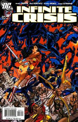 Infinite Crisis #3A (2006) 1St Printing Bagged & Boarded Dc Comics