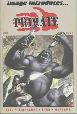 Image Introduces Primate (2001) #1A NM STOCK IMAGE