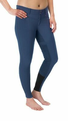 Kerrits Equestrian Cross-Over Full Seat Riding Breeches Dynamic Extreme Fabric