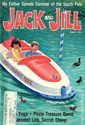 Jack and Jill (1938) #Volume 32, Issue 8 VG 4.0 STOCK IMAGE LOW GRADE