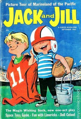 Jack and Jill (1938) #Volume 24, Issue 10 VG- 3.5 STOCK IMAGE LOW GRADE