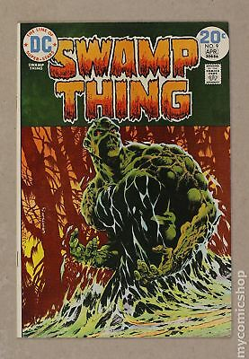Swamp Thing (1972 1st Series) #9 VF 8.0