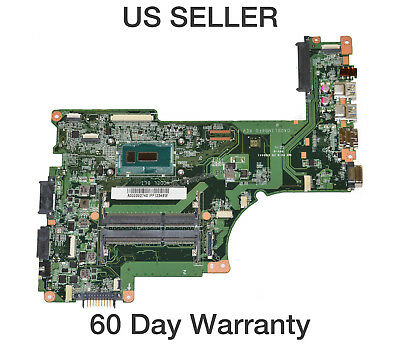 Toshiba Satellite E45T-B4100 Laptop Motherboard Intel i5-5200U 2.2GHz 69N0VPM59A