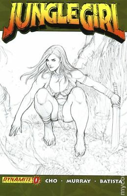 Jungle Girl (2007 Dynamite Entertainment) #0RIA FN STOCK IMAGE