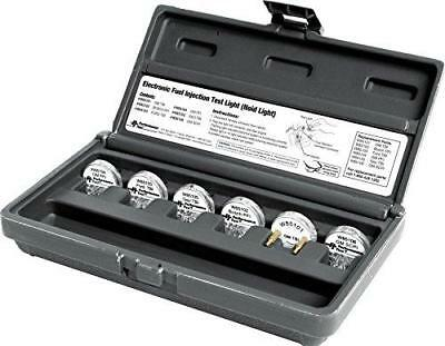 Performance Tool 6 Piece Electronic Fuel Injection Test Light (Noid Light) Set