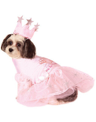 The Wizard Of Oz Glinda The Good Witch Pet Dog Cat Costume