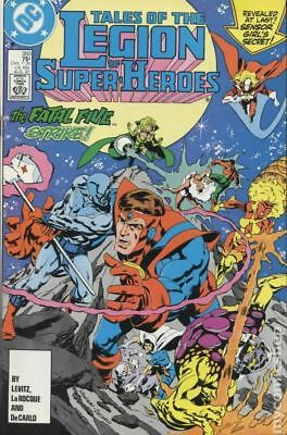 Legion of Super-Heroes (1980 2nd Series) #350 VF STOCK IMAGE