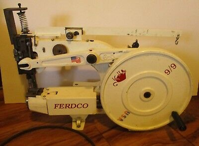 Ferdco  6/6  Saddle, Tack, Leather Sewing Machine