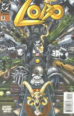 Lobo (1993 2nd Series DC) #2 FN STOCK IMAGE