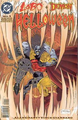 Lobo Demon Helloween (1996) #1 FN/VF 7.0 STOCK IMAGE
