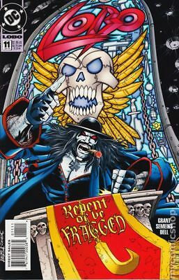 Lobo (1993 2nd Series DC) #11 FN STOCK IMAGE