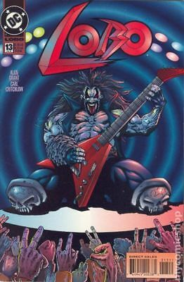 Lobo (1993 2nd Series DC) #13 FN STOCK IMAGE