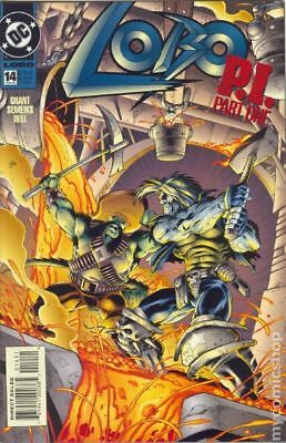Lobo (1993 2nd Series DC) #14 FN STOCK IMAGE