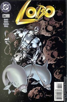 Lobo (1993 2nd Series DC) #34 FN+ 6.5 STOCK IMAGE