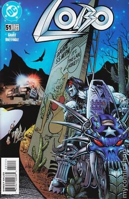 Lobo (1993 2nd Series DC) #51 FN+ 6.5 STOCK IMAGE