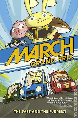 March Grand Prix: The Fast and Furriest GN (2015 Capstone) #1-1ST NM STOCK IMAGE
