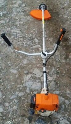 Stihl FS120 light weight Petrol Strimmer Brushcutter.  Sthil. Free Postage