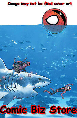 Spider-Man Deadpool  #23 (2017) 1St Printing Bagged & Boarded Marvel Legacy