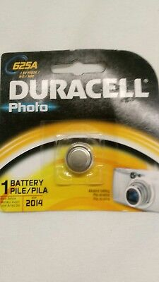"New! ""DURACELL"" PX625A Camera 1.5 V Alkaline Battery"