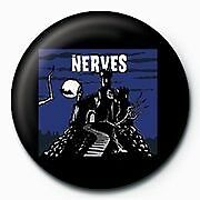 The Nerves Badge - Castle CLEARANCE SALE