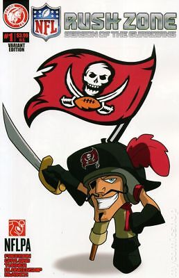 NFL Rush Zone: Season of the Guardians (2013) #1-07 FN STOCK IMAGE