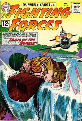 Our Fighting Forces (1954) #66 GD/VG 3.0 STOCK IMAGE