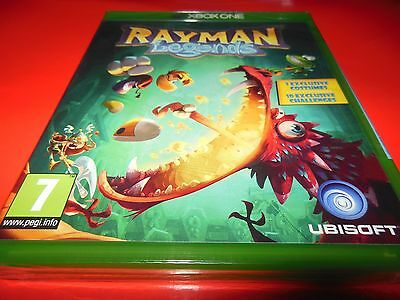Rayman Legends - New Sealed - Xbox One