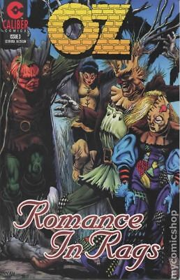Oz Romance in Rags (1996) #3 VF STOCK IMAGE